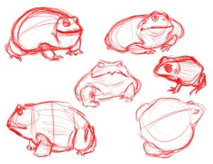 Pixie Frogs 01